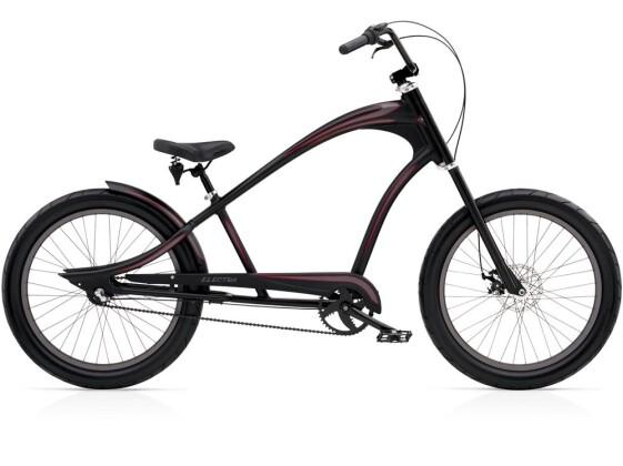 Cruiser-Bike Electra Bicycle REVIL 3I MEN'S 24 2017