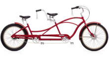 Tandem Electra Bicycle Hell Betty 7i