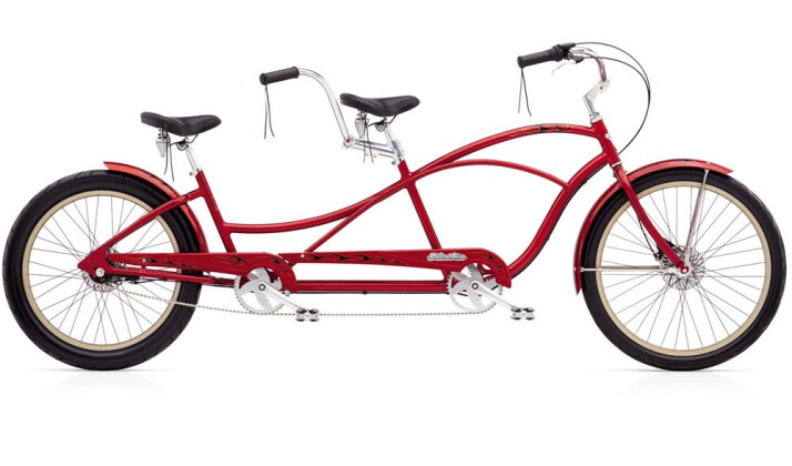 Tandem Electra Bicycle Hell Betty 7i 2018