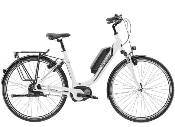 E-Bike Diamant Achat Super Deluxe+ DT T 2017