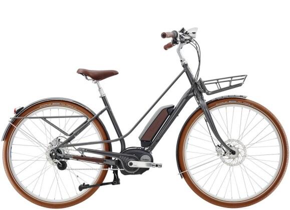 E-Bike Diamant Juna Deluxe+ W 2017