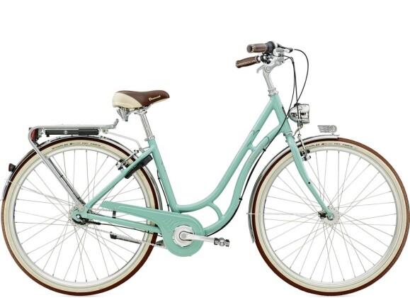 Citybike Diamant Topas Villiger S 2017
