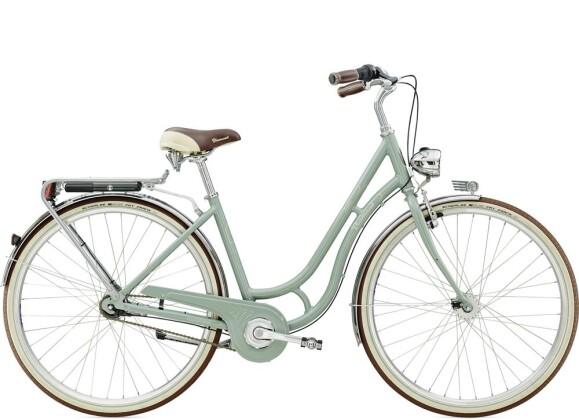 Citybike Diamant Topas Deluxe S 2017