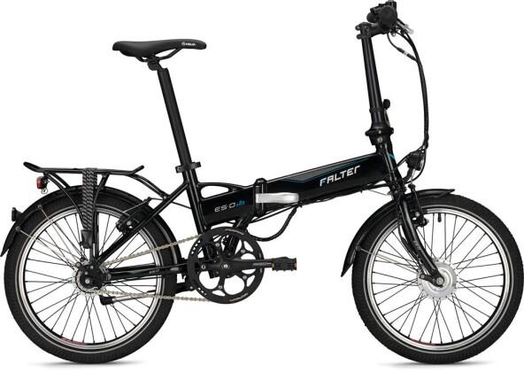 """E-Bike Falter E 5.0 20"""" 2018"""