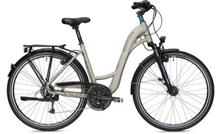 Morrison T 5.0 Plus Da, Trekkingbike mit 27-Gang Shimano Kettenschaltung, Gesamtgewicht bis 170kg ausgelegt!