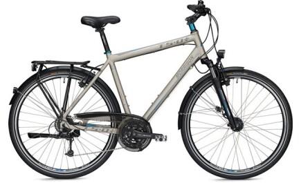 Morrison T 5.0 Plus, Trekkingbike mit 27-Gang Shimano Kettenschaltung, Gesamtgewicht bis 170kg ausgelegt!
