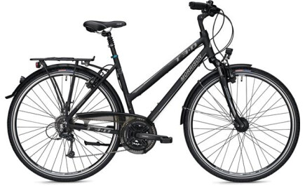 Morrison T 3.0, Damenrad mit leichtem Alu-Rahmen, 24-Gang Kettenschaltung