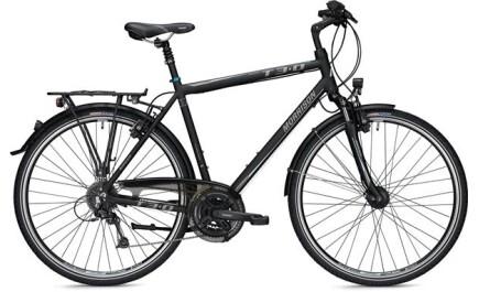 Morrison T 3.0, Trekkingbike mit 24-Gang Shimano Kettenschaltung und Magura Öldruckbremsen.