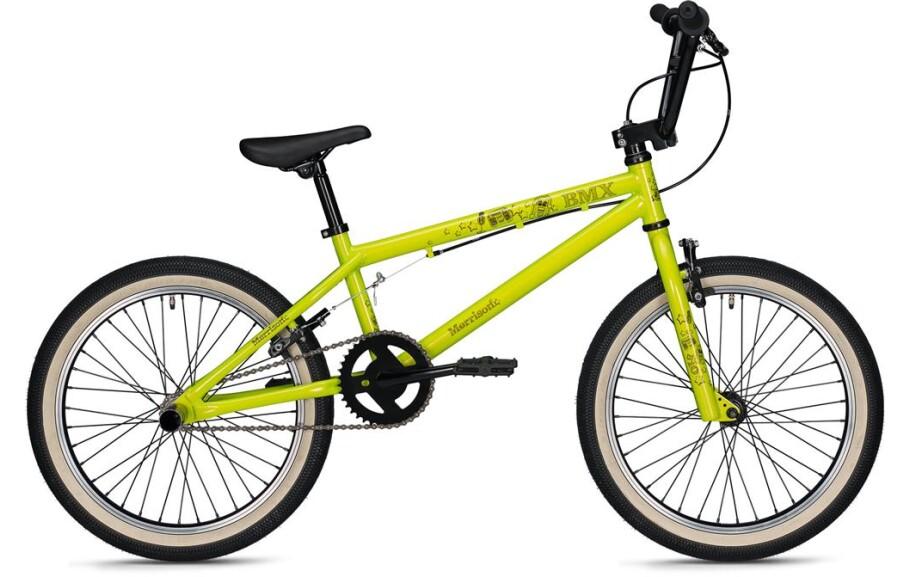 Morrison B10 green BMX 2018