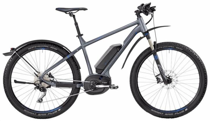 E-Bike Bergamont BGM Bike E-Roxter 7.0 EQ 2017