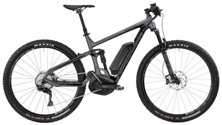 E-Bike Bergamont BGM Bike E-Contrail 8.0 2017