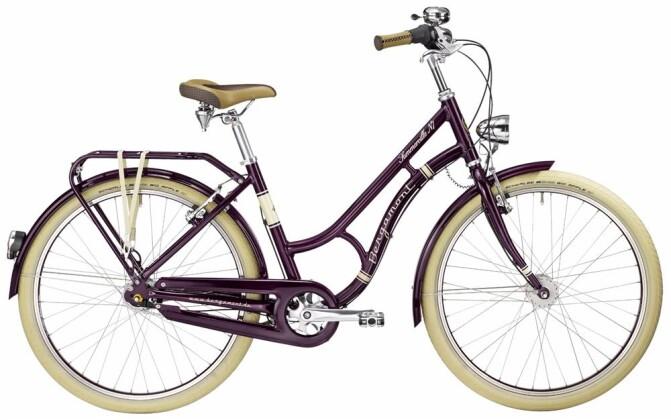 Citybike Bergamont BGM Bike Summerville N7 CB 26 C2 2017