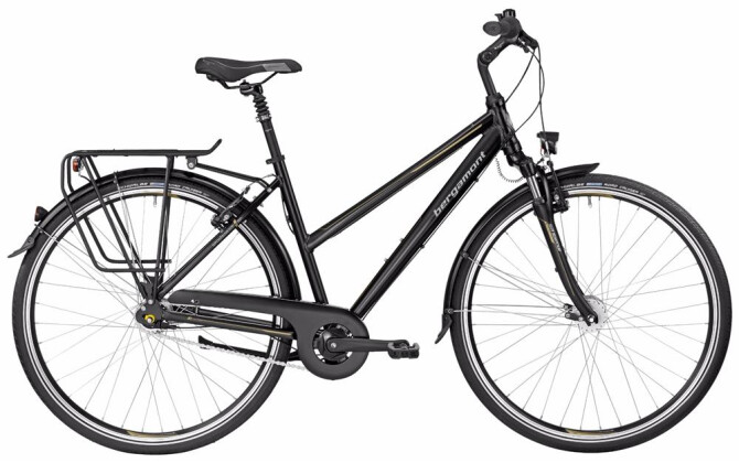 Citybike Bergamont BGM Bike Sponsor N7 Lady 2017