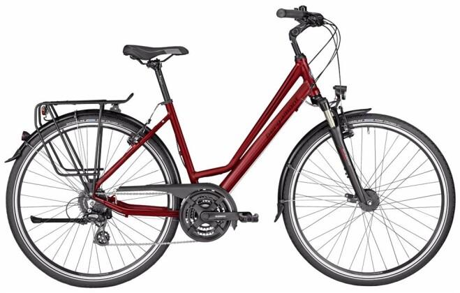 Trekkingbike Bergamont BGM Bike Horizon 3.0 Amsterdam red 2017