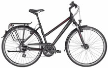 Trekkingbike Bergamont BGM Bike Horizon 3.0 Lady black/red