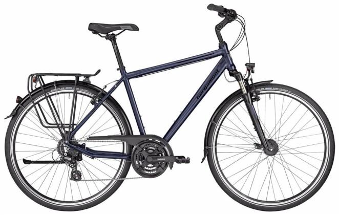 Trekkingbike Bergamont BGM Bike Horizon 3.0 Gent dark blue 2017