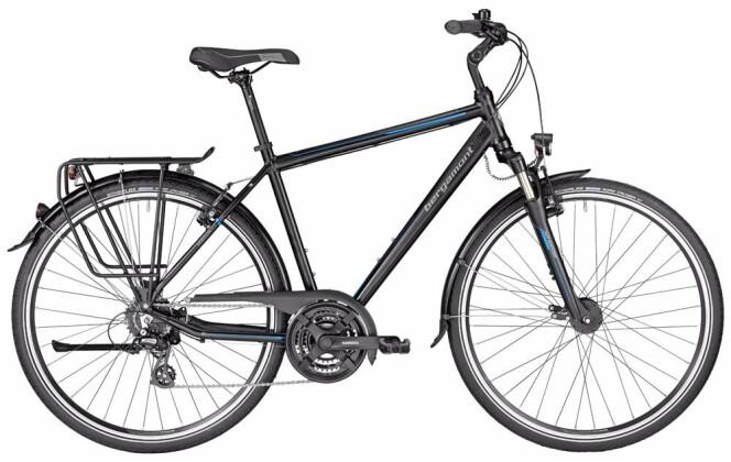 Trekkingbike Bergamont BGM Bike Horizon 3.0 Gent black/blue 2017