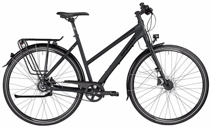 Citybike Bergamont BGM Bike Vitess N8 Belt Lady 2017