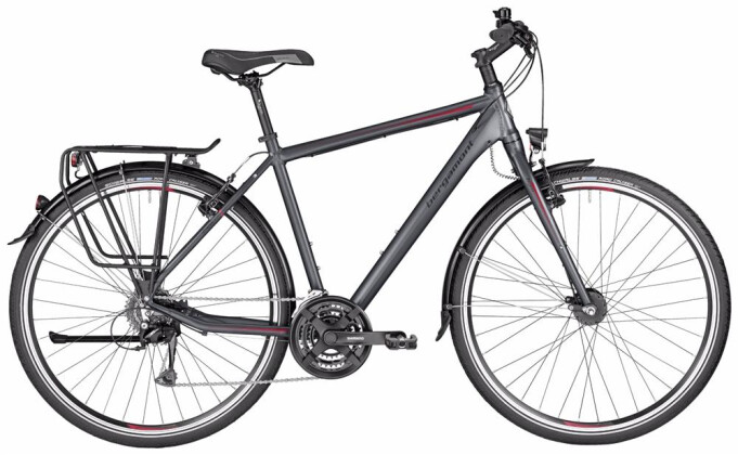 Trekkingbike Bergamont BGM Bike Vitess 5.0 Gent 2017