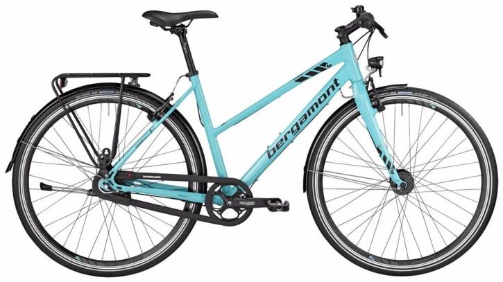 Urban-Bike Bergamont BGM Bike Sweep N8 EQ Lady 2017