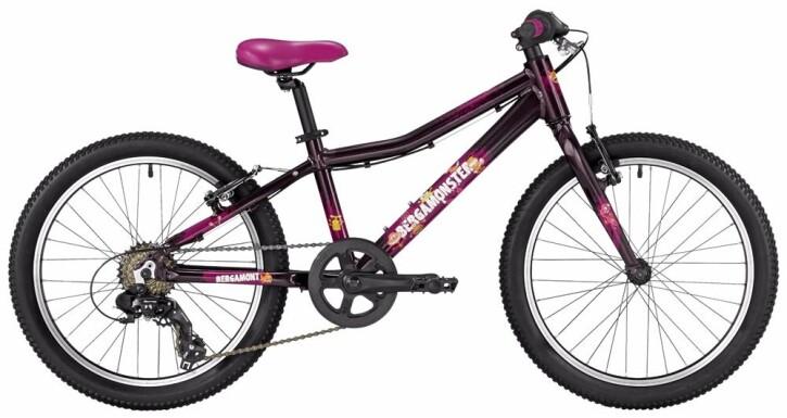Kinder / Jugend Bergamont BGM Bike Bergamonster 20 Girl 2017