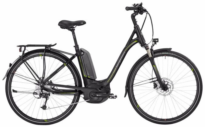E-Bike Bergamont BGM Bike E-Horizon 7.0 Wave 2017