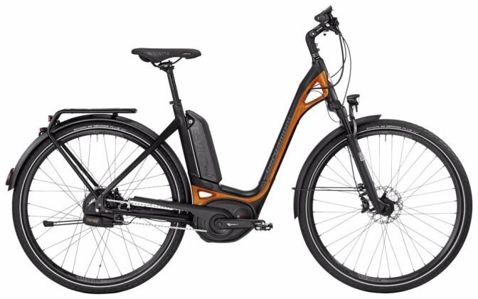 E-Bike Bergamont BGM Bike E-Ville N380 Harmony 2017