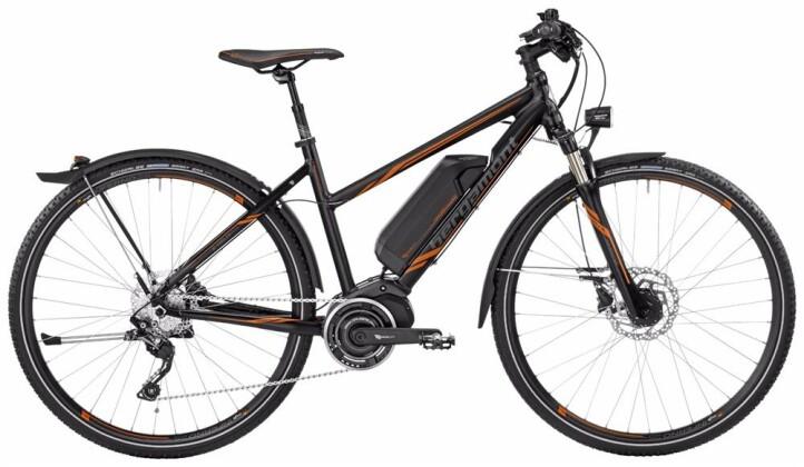 E-Bike Bergamont BGM Bike E-Helix 7.0 Lady 2017