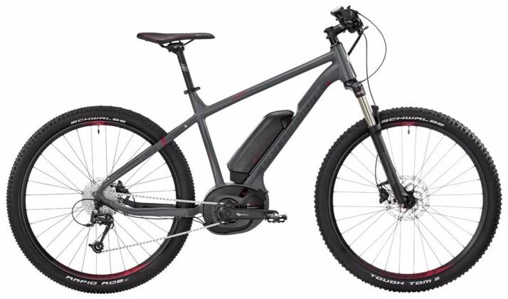 E-Bike Bergamont BGM Bike E-Roxter 6.0 2017