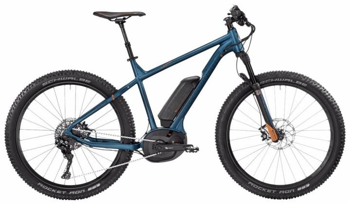 E-Bike Bergamont BGM Bike E-Roxter 8.0 Plus 2017