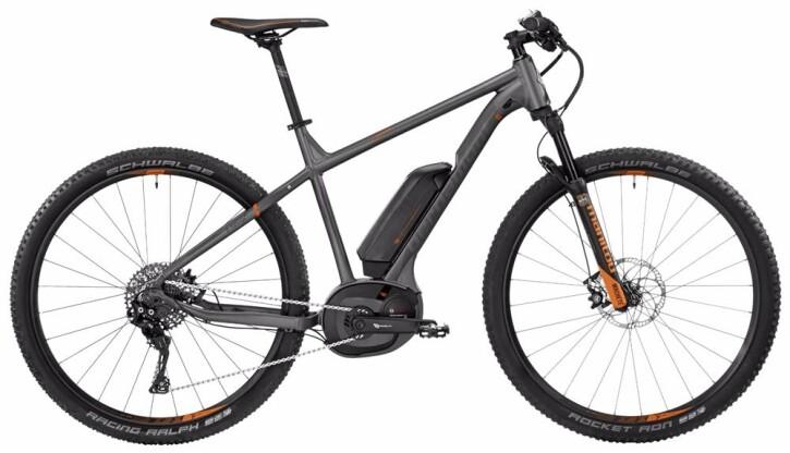 E-Bike Bergamont BGM Bike E-Revox 8.0 2017