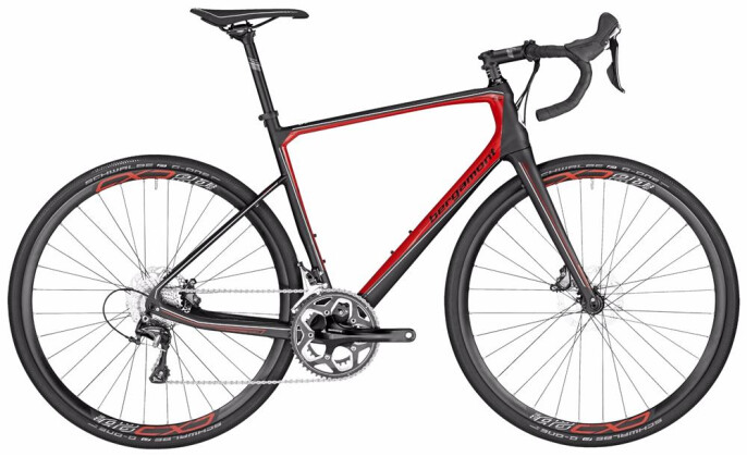 Rennrad Bergamont BGM Bike Prime Grandurance 6.0 2017