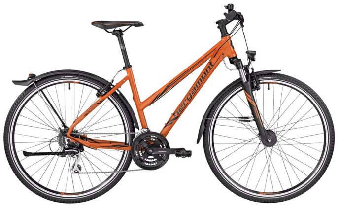 Crossbike Bergamont BGM Bike Helix 4.0 EQ Lady 2017