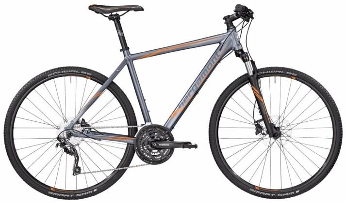 Crossbike Bergamont BGM Bike Helix 7.0 2017