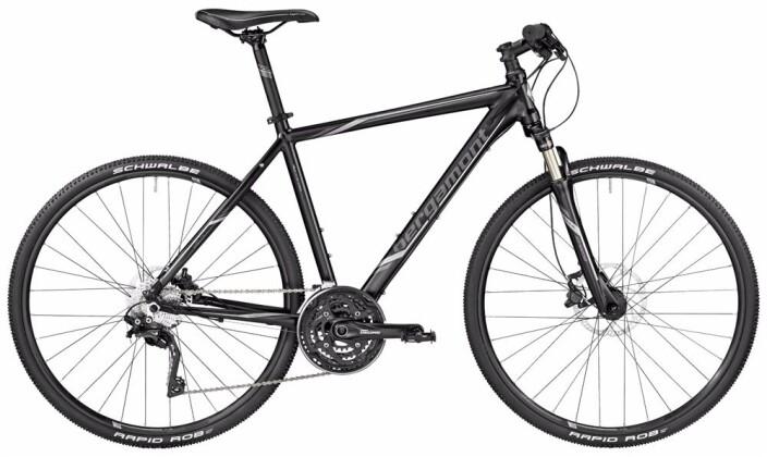 Crossbike Bergamont BGM Bike Helix 9.0 2017
