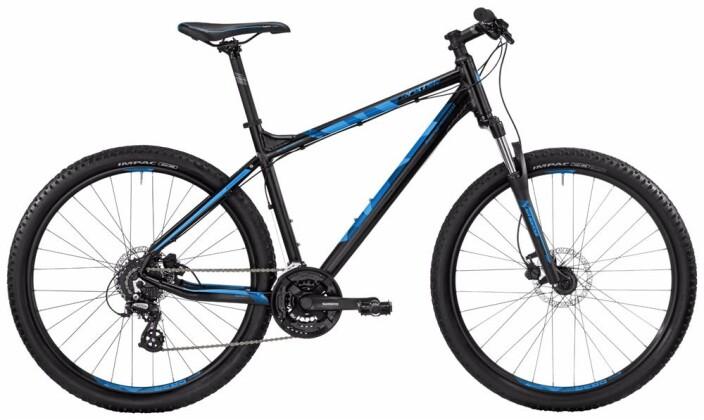 Mountainbike Bergamont BGM Bike Roxter 3.0 black/blue 2017