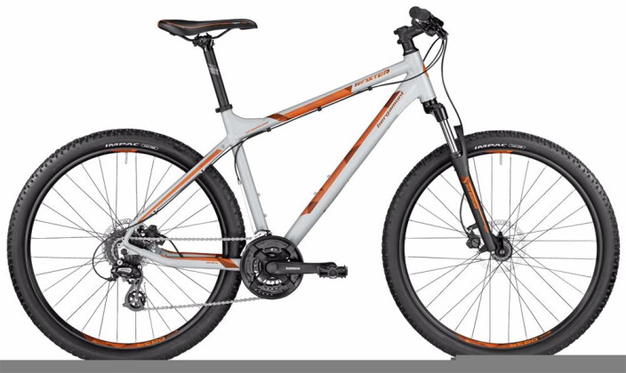 Mountainbike Bergamont BGM Bike Roxter 3.0 light grey/orange 2017