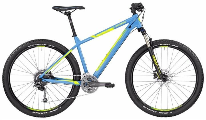 Mountainbike Bergamont BGM Bike Roxter 5.0 2017