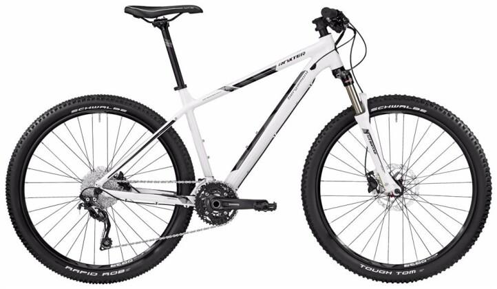 Mountainbike Bergamont BGM Bike Roxter 6.0 2017