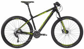 Mountainbike Bergamont BGM Bike Roxter Edition black/lime