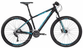 Mountainbike Bergamont BGM Bike Roxter Edition black/coral blue