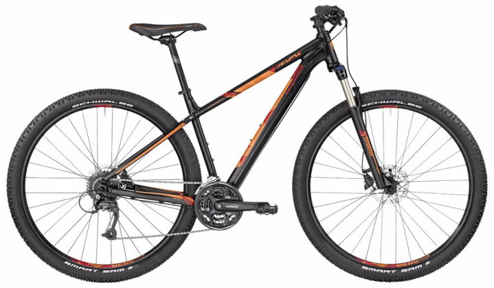 Mountainbike Bergamont BGM Bike Revox 4.0 2017