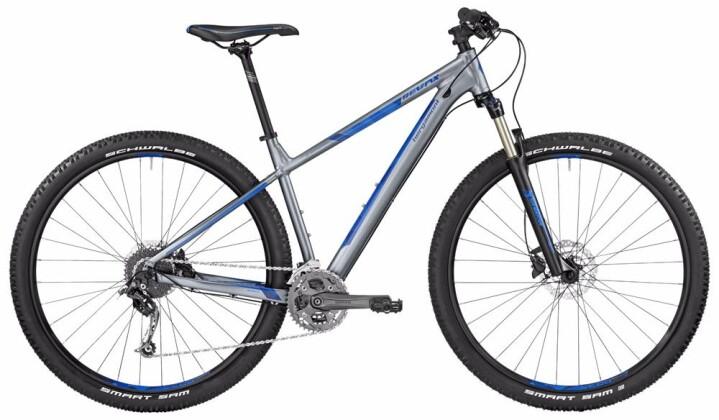 Mountainbike Bergamont BGM Bike Revox 5.0 2017