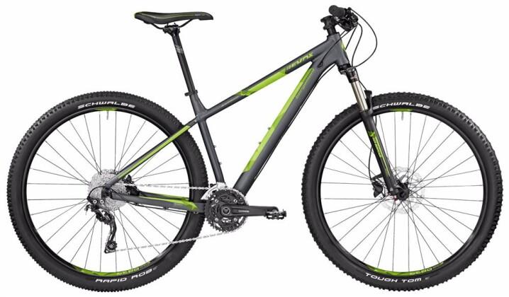 Mountainbike Bergamont BGM Bike Revox 6.0 2017