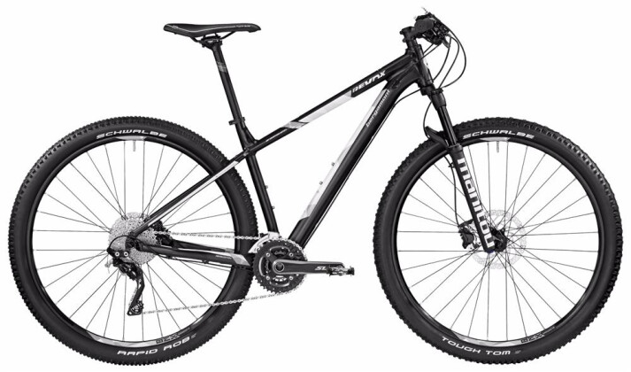 Mountainbike Bergamont BGM Bike Revox Edition black/white 2017