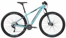 Mountainbike Bergamont BGM Bike Revox Edition coral blue/black
