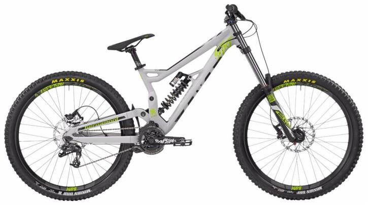 Mountainbike Bergamont BGM Bike Straitline 7.0 2017