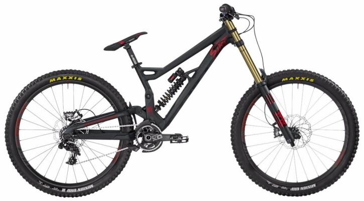Mountainbike Bergamont BGM Bike Straitline MGN 2017