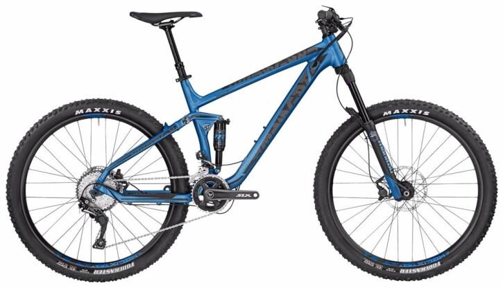 Mountainbike Bergamont BGM Bike Trailster 6.0 2017