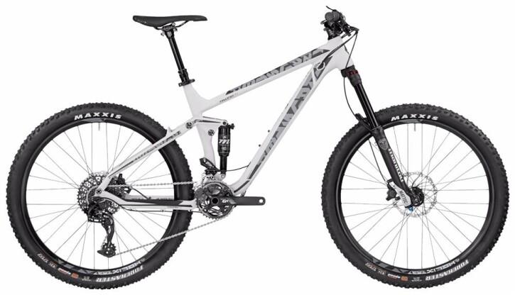 Mountainbike Bergamont BGM Bike Trailster 7.0 2017